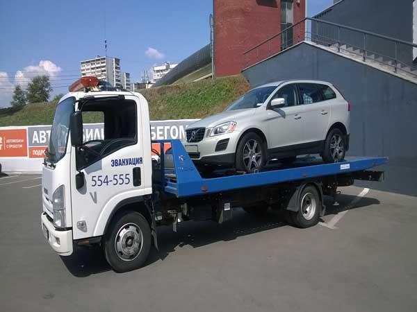 Как перевезти автомобиль из города Тула в город Москва